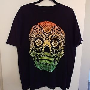 Men's. Day of the Dead t-shirt